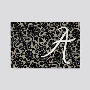 a_bags_monogram_07 Rectangle Magnet