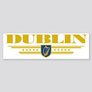 Dublin COA (Flag 10) pocket Sticker (Bumper)