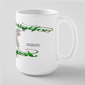 Constellation Bast Large Mug