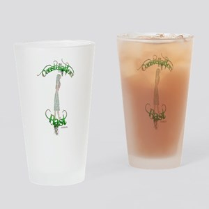 Constellation Bast Drinking Glass