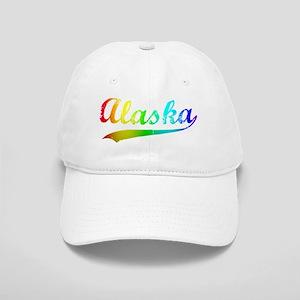 alaska rainbow Cap