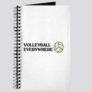 TOP Volleyball Everywhere Journal