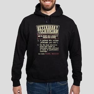 Veterinary Technician Dictionary Term T Sweatshirt