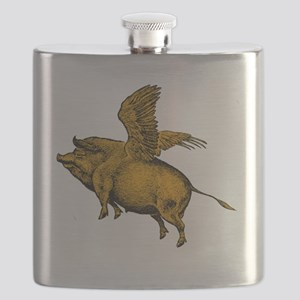 When Pigs Fly Flask