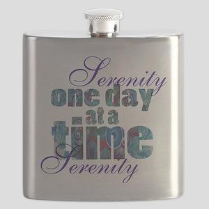 serenity-blank bbckground Flask