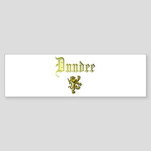 Dundee Bumper Sticker