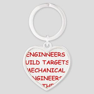 CIVIL Heart Keychain