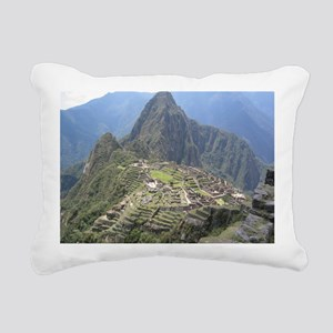 sweetmachu Rectangular Canvas Pillow