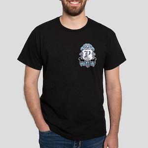 Mariahs Promise Animal Sanctuary Crest Dark T-Shir