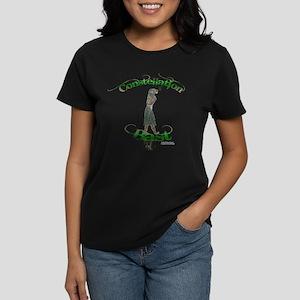 Constellation Bast Women's Dark T-Shirt
