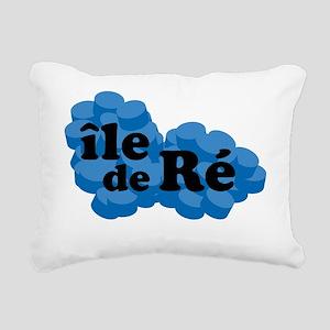 iledereK Rectangular Canvas Pillow