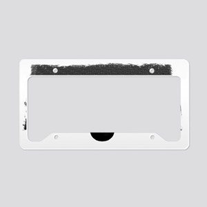 Kettlebell Army License Plate Holder