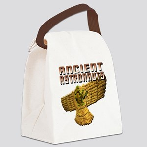 Ancient Astros Wings Canvas Lunch Bag