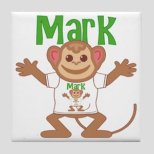 mark-b-monkey Tile Coaster