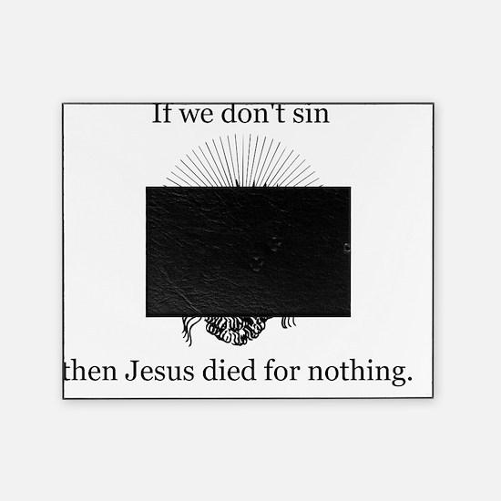 Jesus1 Picture Frame
