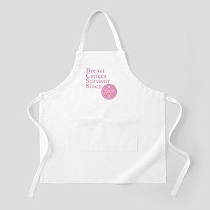 Breast Cancer Survivor Since Personali Light Apron