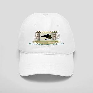 Anubis Wall Baseball Cap