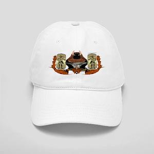 Anubis Flaming Baseball Cap