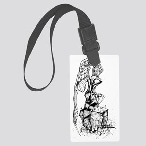 neigborhood Large Luggage Tag