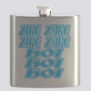 zike-zake-bw Flask