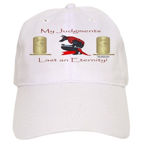 Anubis Judgment Cap