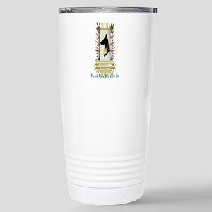 Anubis Wall Travel Mug