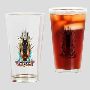 Anubis Regalia Drinking Glass