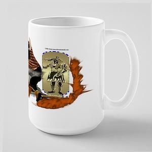 Anubis Flaming Mugs