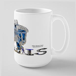 Anubis 3D Large Mug