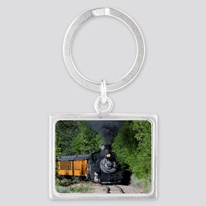 11x17 Around the Bend Landscape Keychain