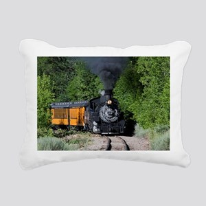 11x17 Around the Bend Rectangular Canvas Pillow