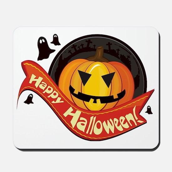 halloween96 Mousepad