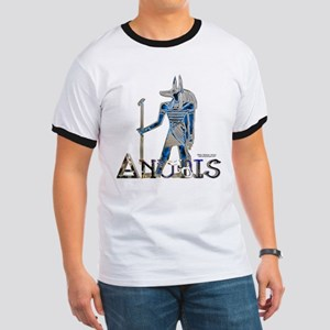 Anubis 3D Ringer T