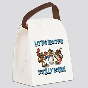 bigbrother Canvas Lunch Bag