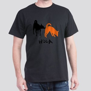 Hola_dogs Dark T-Shirt