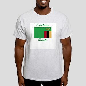 Zambian roots Light T-Shirt