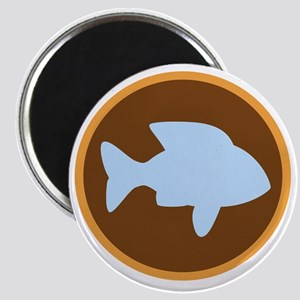 patch_fish Magnet