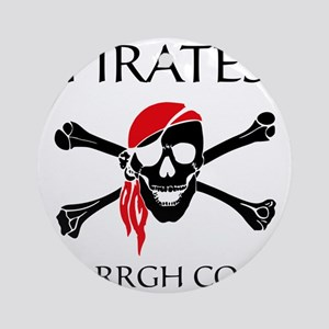 PiratesCool2 Round Ornament