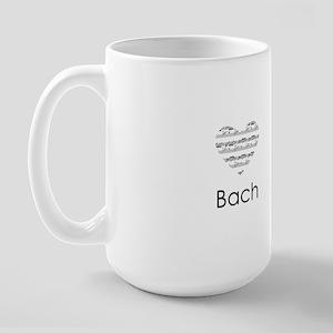 Bach mug Large Mug