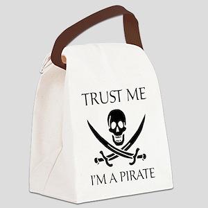 PirateTrust4 Canvas Lunch Bag