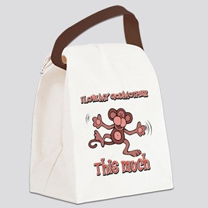 godmother Canvas Lunch Bag
