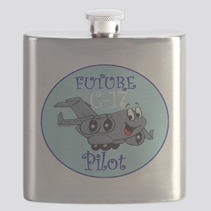 Mil 2A C17 Pilot M Flask