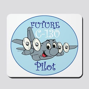 Mil 3 C130 baby pilot M  Mousepad