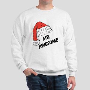 Mr. Awesome Sweatshirt
