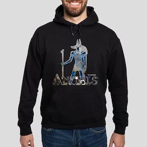 Anubis 3D Hoodie (dark)