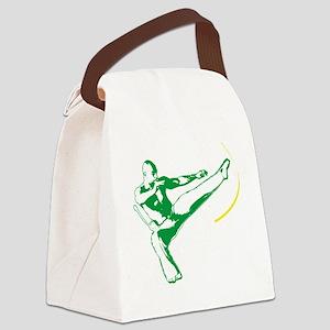 capoeira05 Canvas Lunch Bag