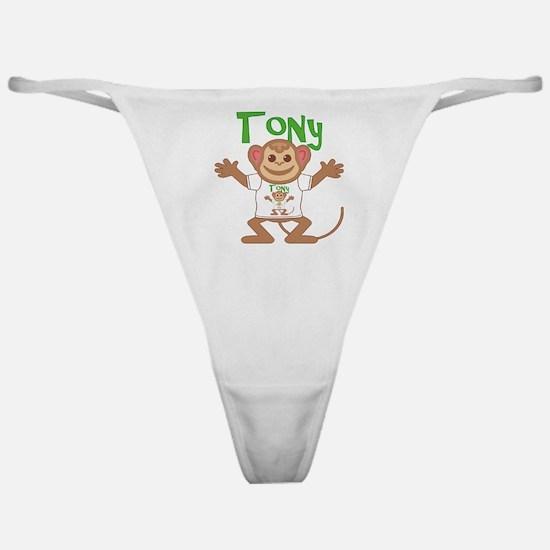 tony-b-monkey Classic Thong
