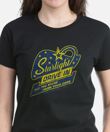 Starlight_DriveIn Women's Dark T-Shirt