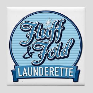 FluffFold Tile Coaster