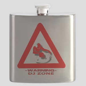 Warning_DJ_White Flask